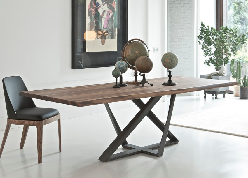 modern dining tables 10 Modern Dining Tables For Your Contemporary Living Room 10 Round Dining Tables to Create a Cozy and Modern Decor 3