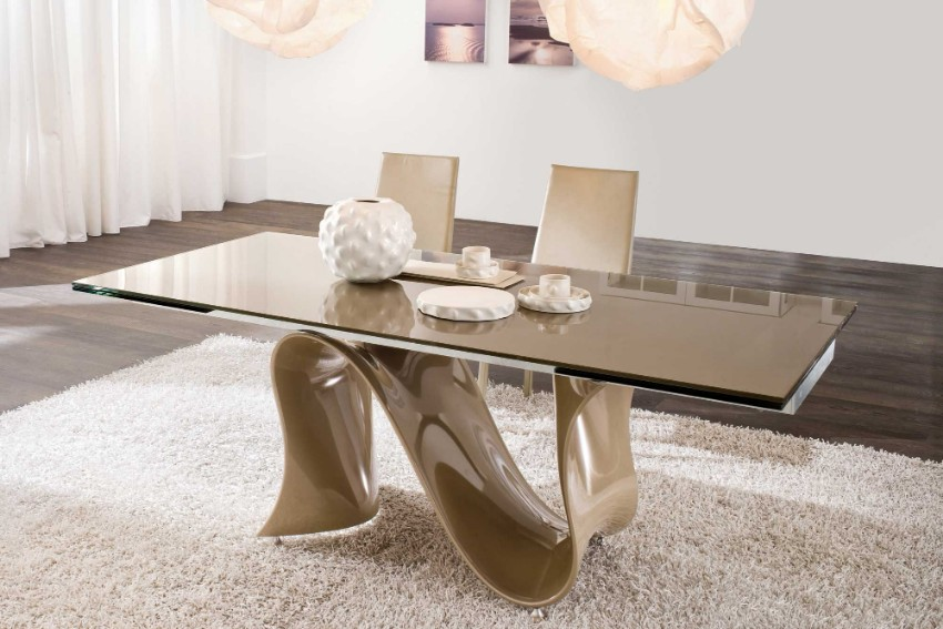 modern dining tables 10 Modern Dining Tables For Your Contemporary Living Room 10 Round Dining Tables to Create a Cozy and Modern Decor1 2
