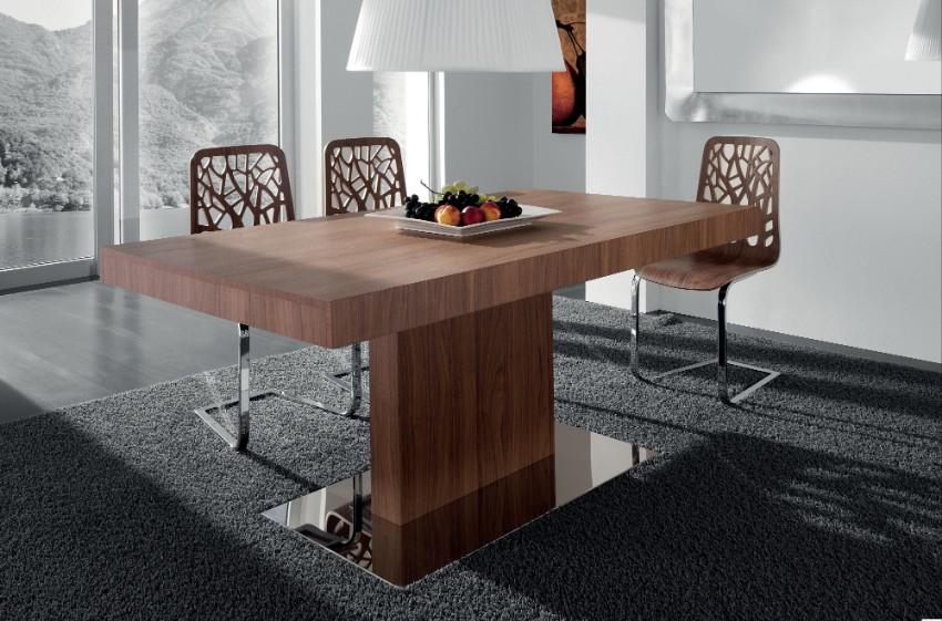 modern dining tables 10 Modern Dining Tables For Your Contemporary Living Room 10 Round Dining Tables to Create a Cozy and Modern Decor4 2