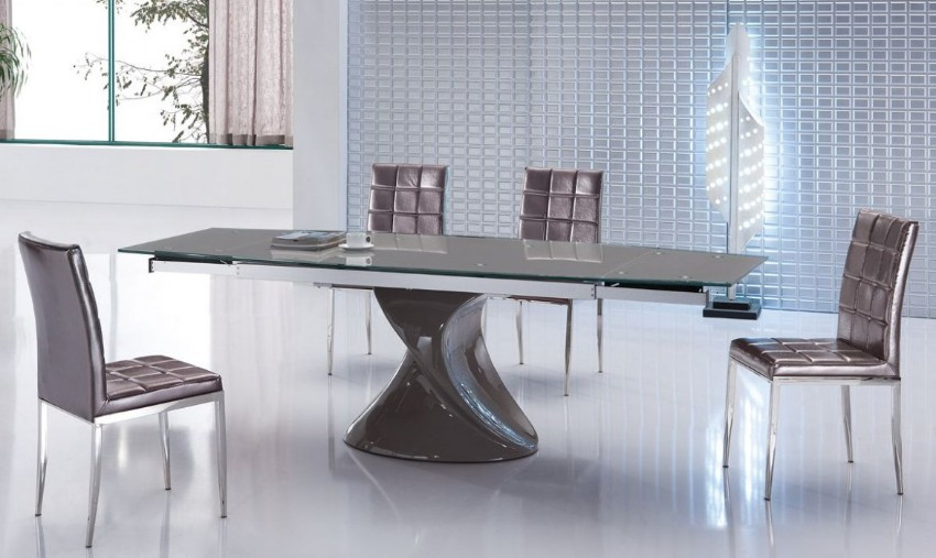 modern dining tables modern dining tables 10 Modern Dining Tables For Your Contemporary Living Room 10 Round Dining Tables to Create a Cozy and Modern Decor6 2