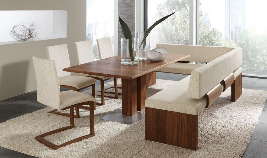 modern dining tables