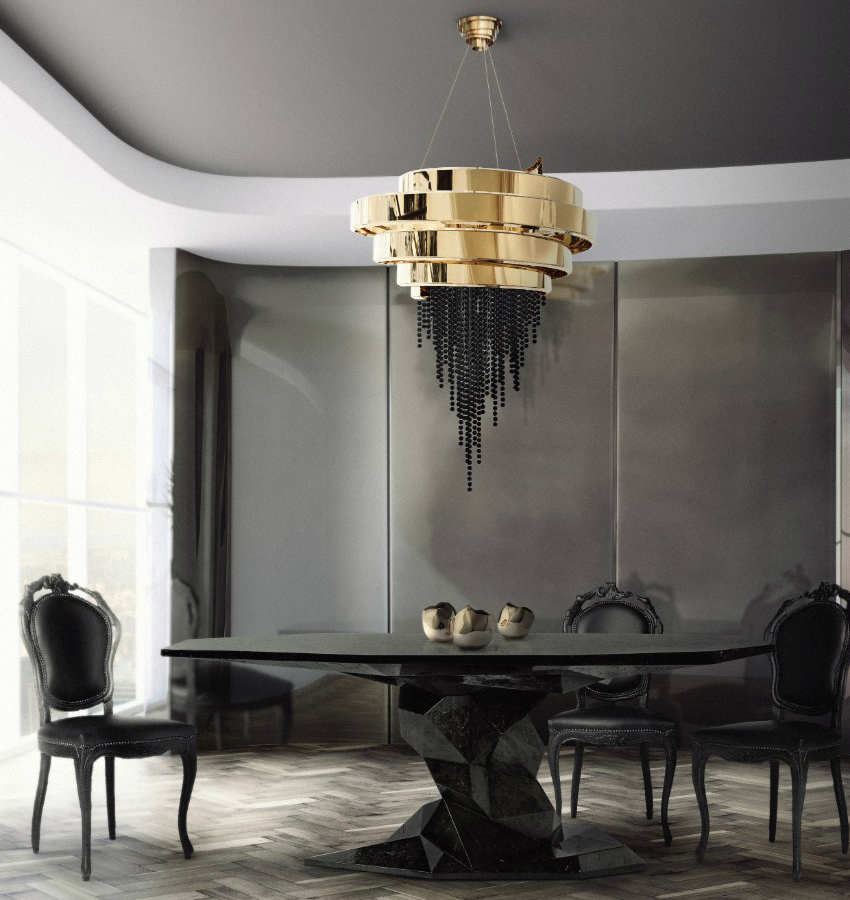 modern dining table 2018 Modern Dining Table Ideas By Boca do Lobo 2018 Modern Dining Table Ideas By Boca do Lobo 2 1