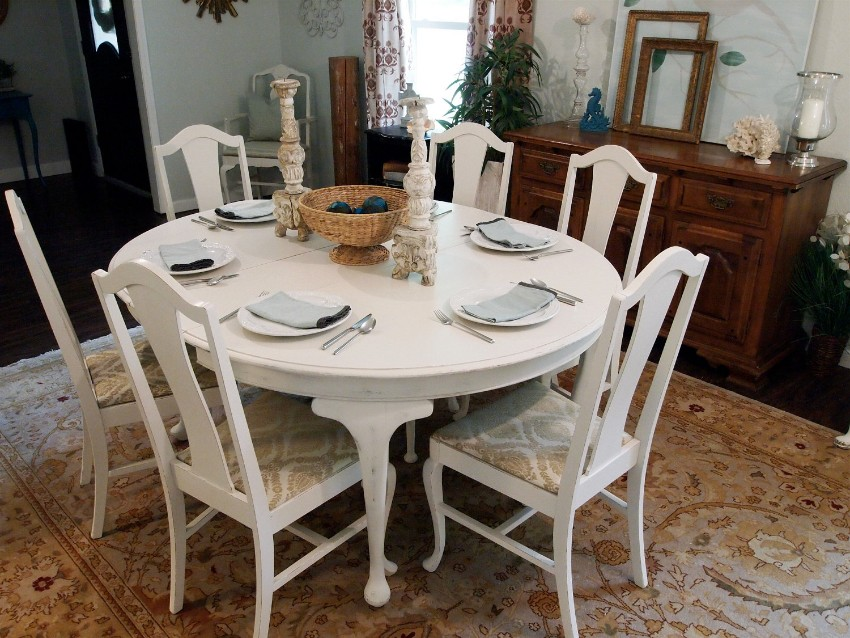 The Brightest the Better: 10 White dining tables for your dining room