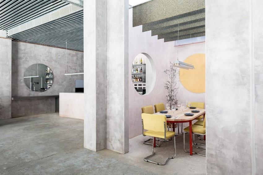 Casaplata-Spain, minimalistic design by Lucas y Hernandez-Gil