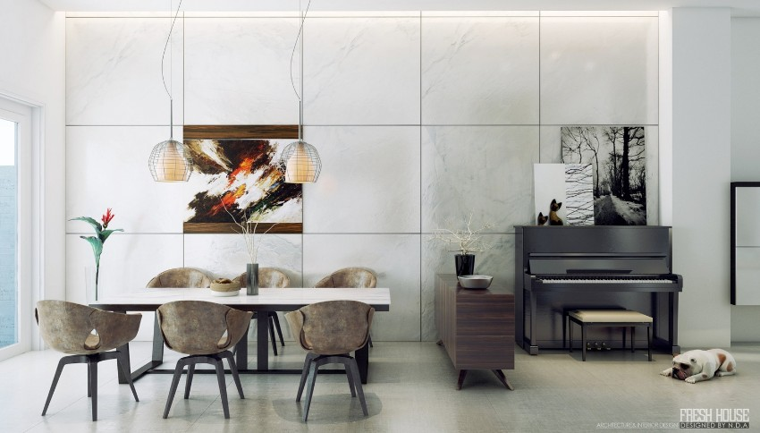 ... Dining Designs Sumptuous Dining Designs For Your Modern Home 60 Modern Dining  Room Design Ideas1