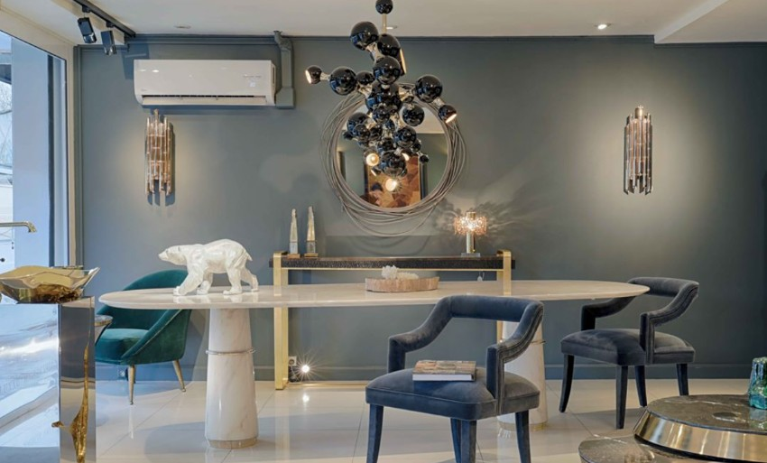 home and living Dining Rooms That Suit Your Modern Home And Living 7 Tips To Choose The Perfect Dining Chair 13