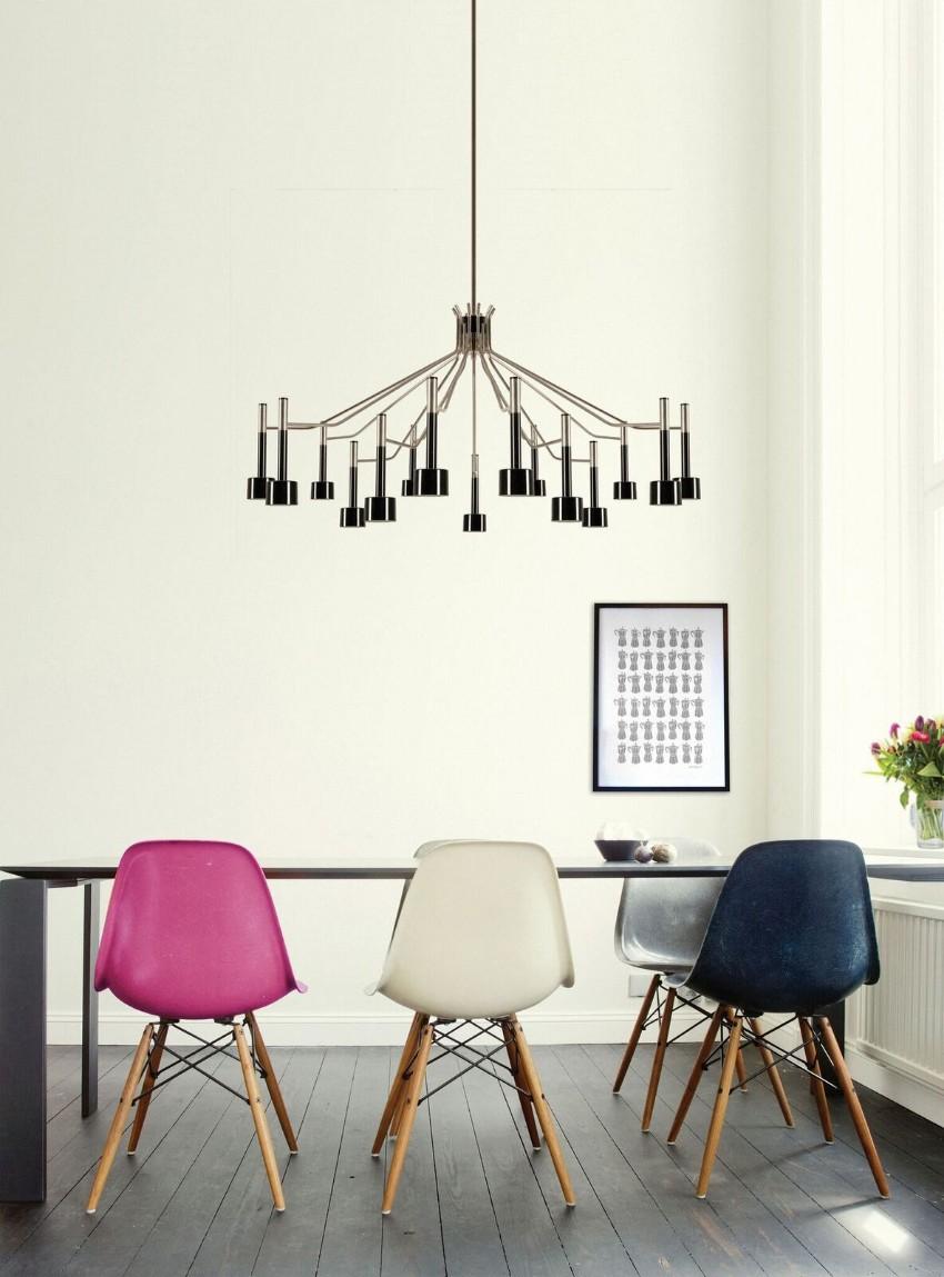 modern dining tables 10 Modern Dining Tables For Your Prevailing Living Room Contemporary Dining Room Ideas to Inspire You5 1