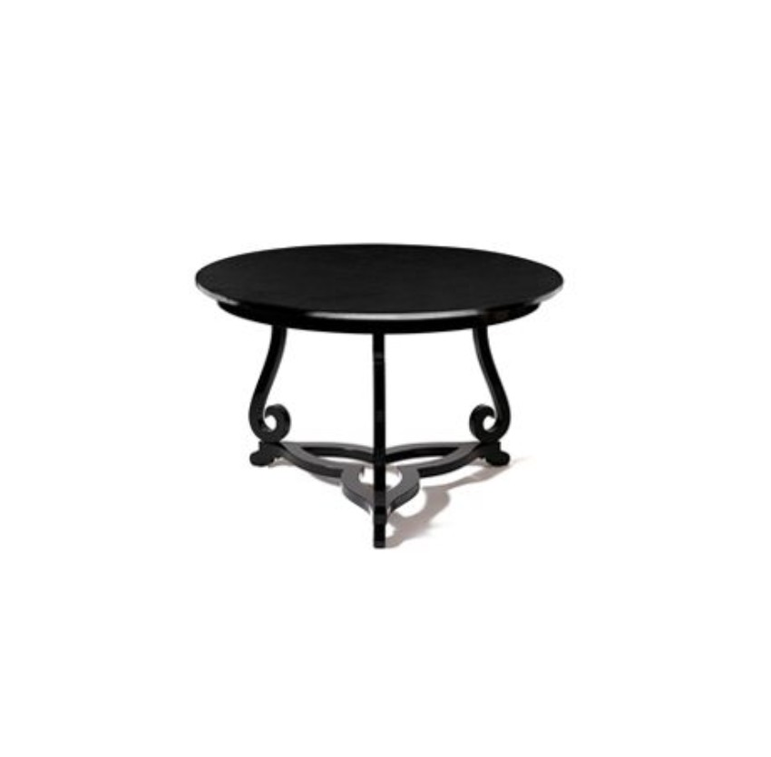 round dining tables 10 Round Dining Tables For The Most Luxury Dining Areas Flourish dining table