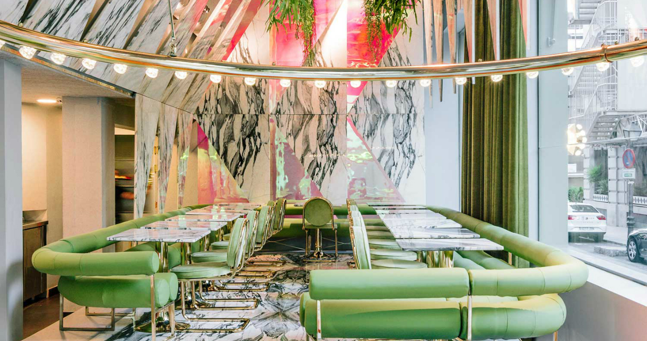 The best restaurant design trends in