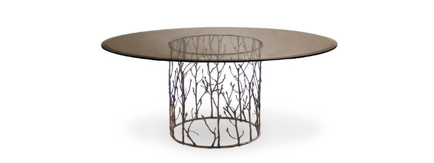 dining area 10 Outstanding Luxury Dining Tables for Your Dining Area enchanted dining table 8