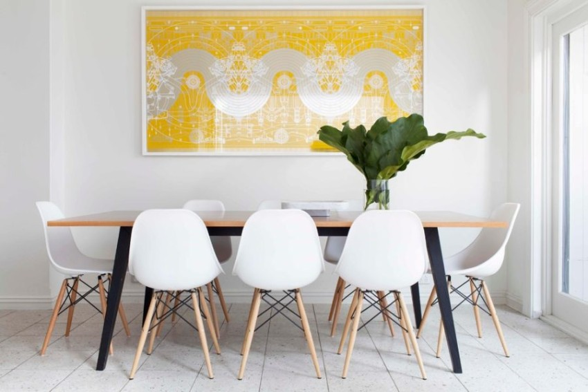 dining room Artwork That Makes All The Difference in your Dining Room 10 Artwork That Makes All The Difference in your Dining Room