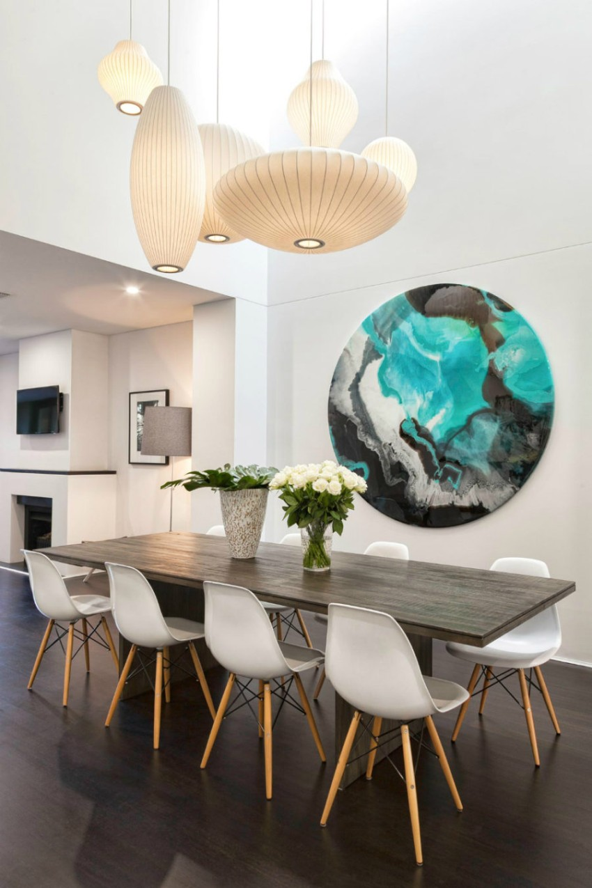 dining room Artwork That Makes All The Difference in your Dining Room 7 Artwork That Makes All The Difference in your Dining Room
