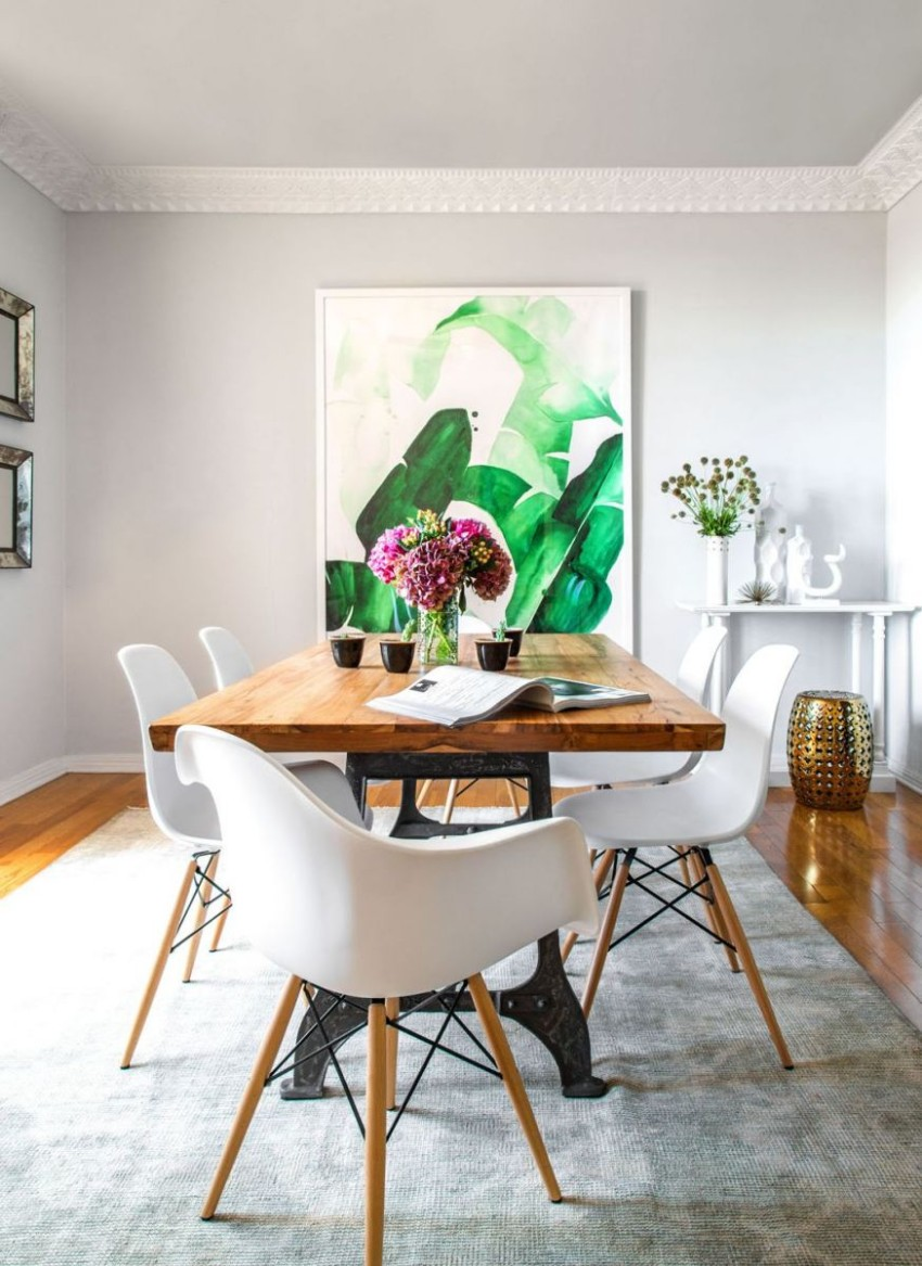 dining room Artwork That Makes All The Difference in your Dining Room 9 Artwork That Makes All The Difference in your Dining Room