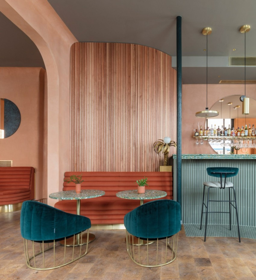 restaurant A Call To Luxury by Sella Concept For Omar's Place Restaurant A Call To Luxury by Sella Concept For Omars Place Restaurant 1