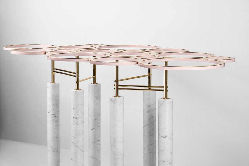 A Contemporary Twist On A Dining Table By SAYAR&GARIBEH dining table A Contemporary Twist On A Dining Table By SAYAR&GARIBEH A Contemporary Twist On A Dining Table By SAYARGARIBEH 4