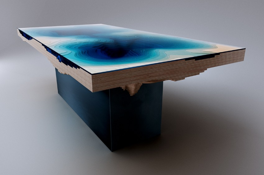 dining table Abyss Dining Table: Have Dinner In The Deep Sea Abyss Dining Table Have Dinner In The Deep Sea 43