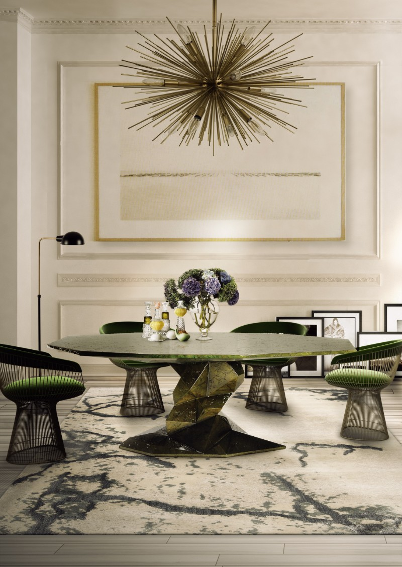 dining tables Small But Creative Dining Tables For Your Home Bonsai by Boca do Lobo