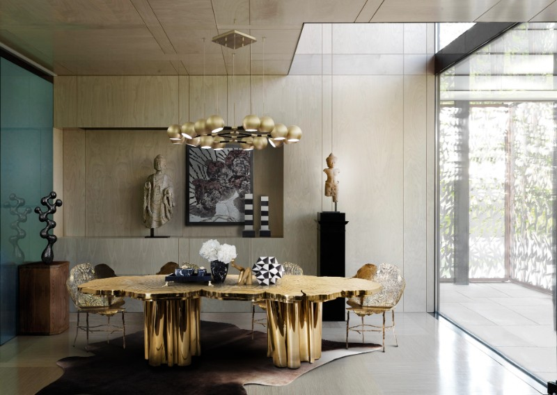 Dining Tables Remarkable Luxurious Dining Tables Ideas Fortuna by Boca do Lobo