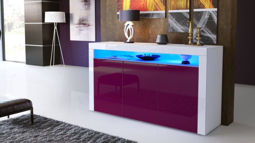 pantone Pantone's Ultra Violet: Decor Ideas For Your Dining Room Pantone   s Ultra Violet Decor Ideas For Your Dining Room 4 1