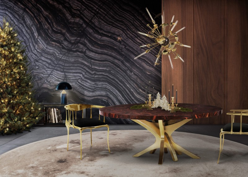 dining tables Small But Creative Dining Tables For Your Home Patch by Boca do Lobo