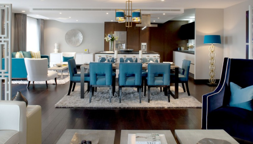 dining room dining room The Best Dining Rooms by Harrods Interiors The Best Dining Rooms by Harrods Interiors 10