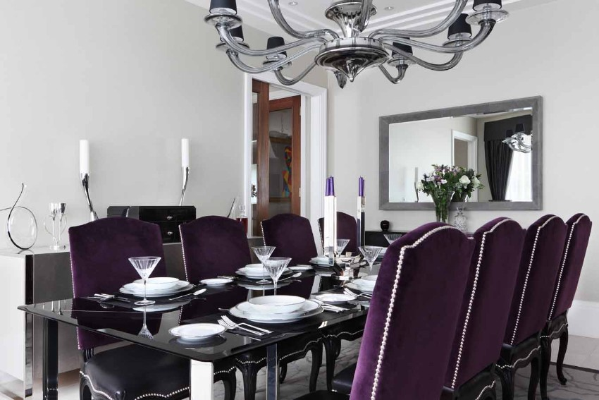 dining room The Best Dining Rooms by Harrods Interiors The Best Dining Rooms by Harrods Interiors 4
