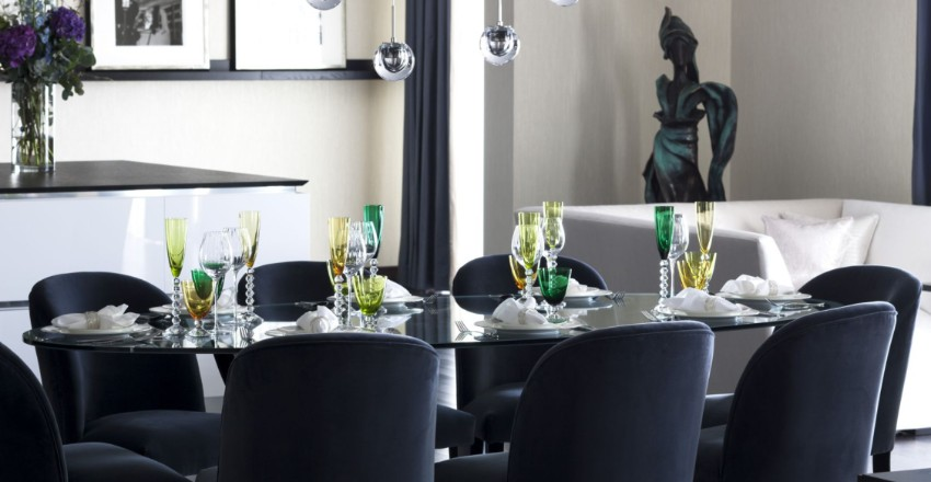 dining room The Best Dining Rooms by Harrods Interiors The Best Dining Rooms by Harrods Interiors 7
