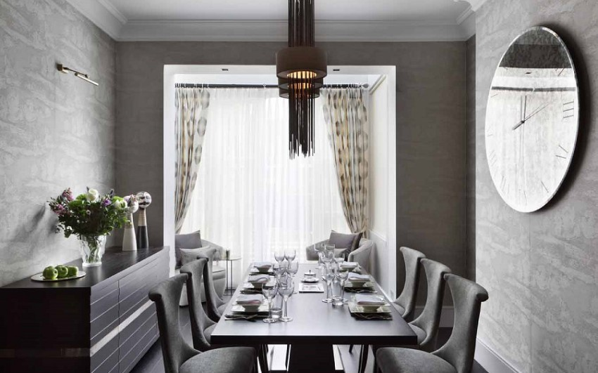 dining room The Best Dining Rooms by Harrods Interiors The Best Dining Rooms by Harrods Interiors