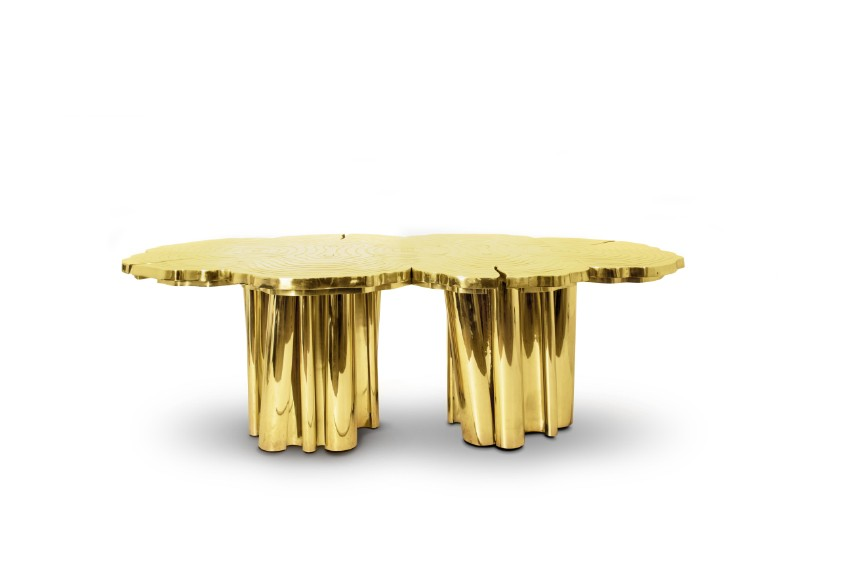 Gold Dining Tables Gold Dining Tables The Best Gold Dining Tables to your Dining Room The Best Gold Dining Tables to your Dining Room 4