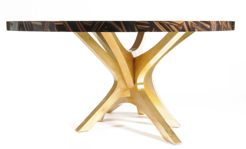 Gold Dining Tables Gold Dining Tables The Best Gold Dining Tables to your Dining Room The Best Gold Dining Tables to your Dining Room 6