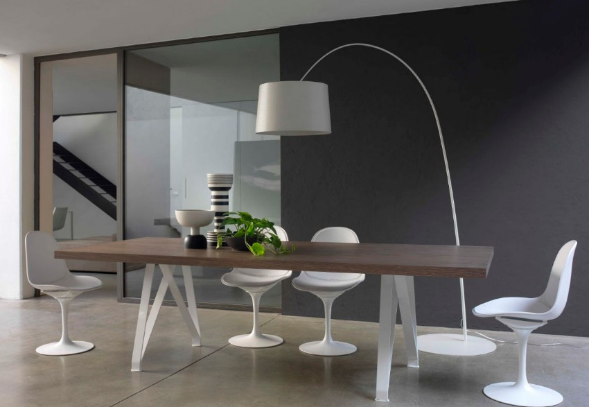 dining room ideas 10 Exclusive Dining Room Ideas For Your Modern Home dining room glass table modern dining room tables that are on trend