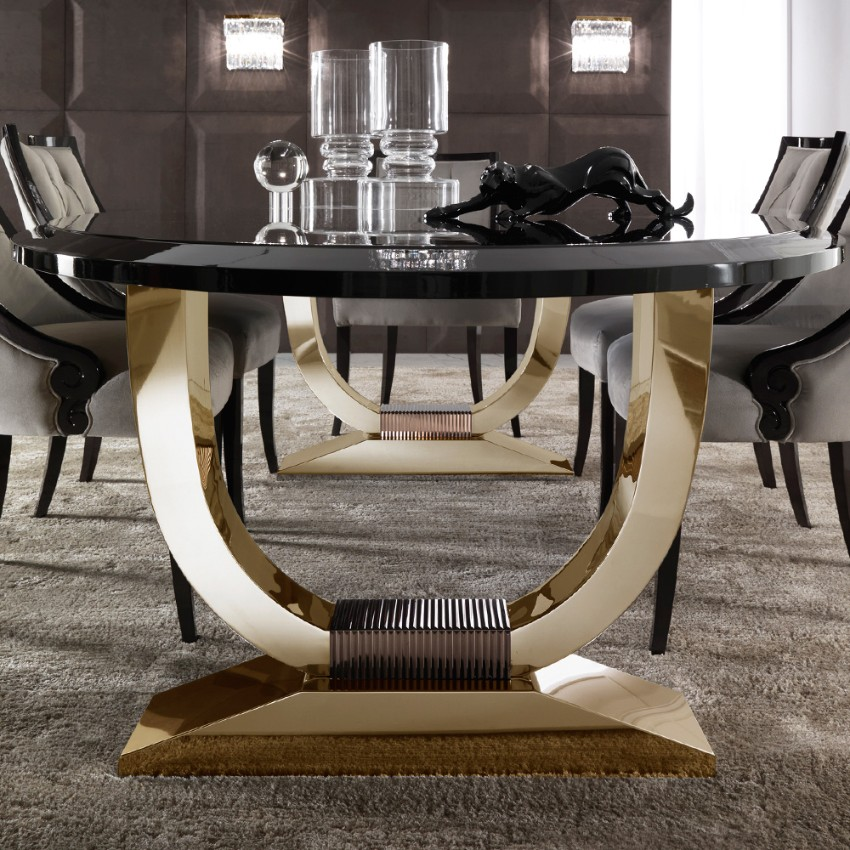 How To Impress Your Guests With These Luxury Dining Tables