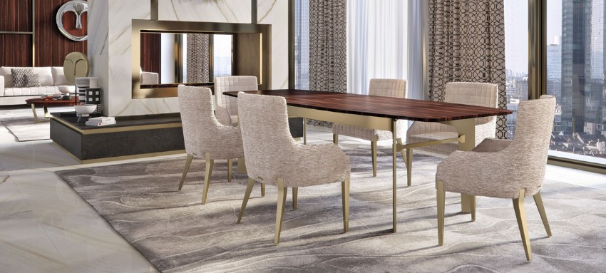 dining tables How To Impress Your Guests With These Luxury Dining Tables luxury dining tables 4