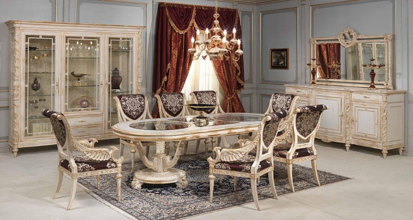 dining tables How To Impress Your Guests With These Luxury Dining Tables luxury dining tables 5