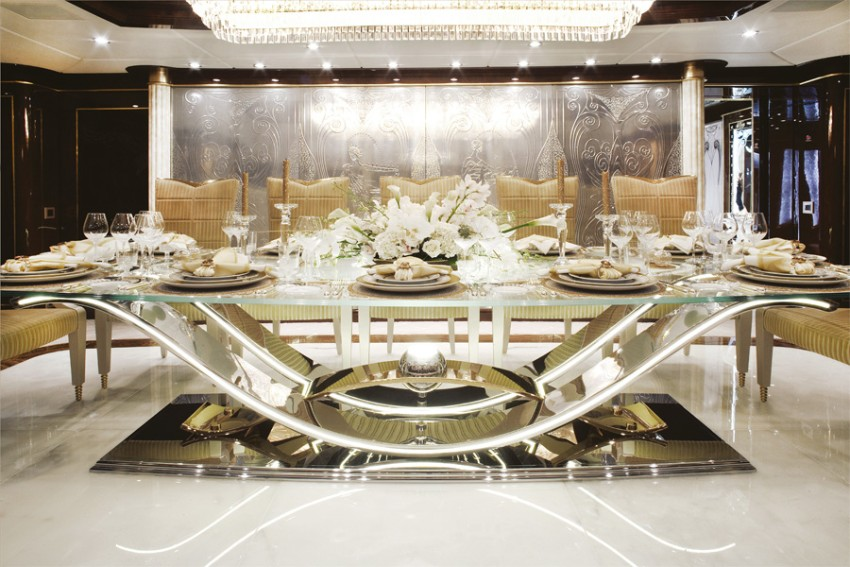 dining tables How To Impress Your Guests With These Luxury Dining Tables luxury dining tables 6