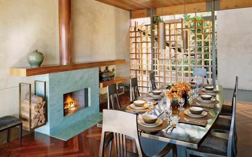 Step Inside 10 Celebrity Amazing Dining Rooms