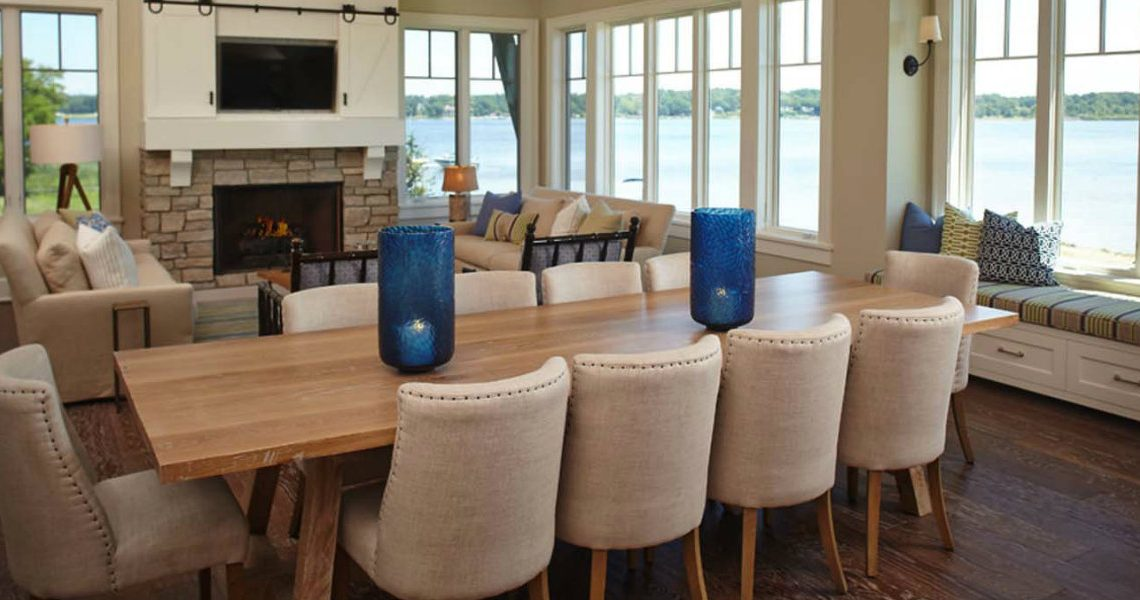 Dining Rooms With a Coastal Touch to Inspire You This Summer