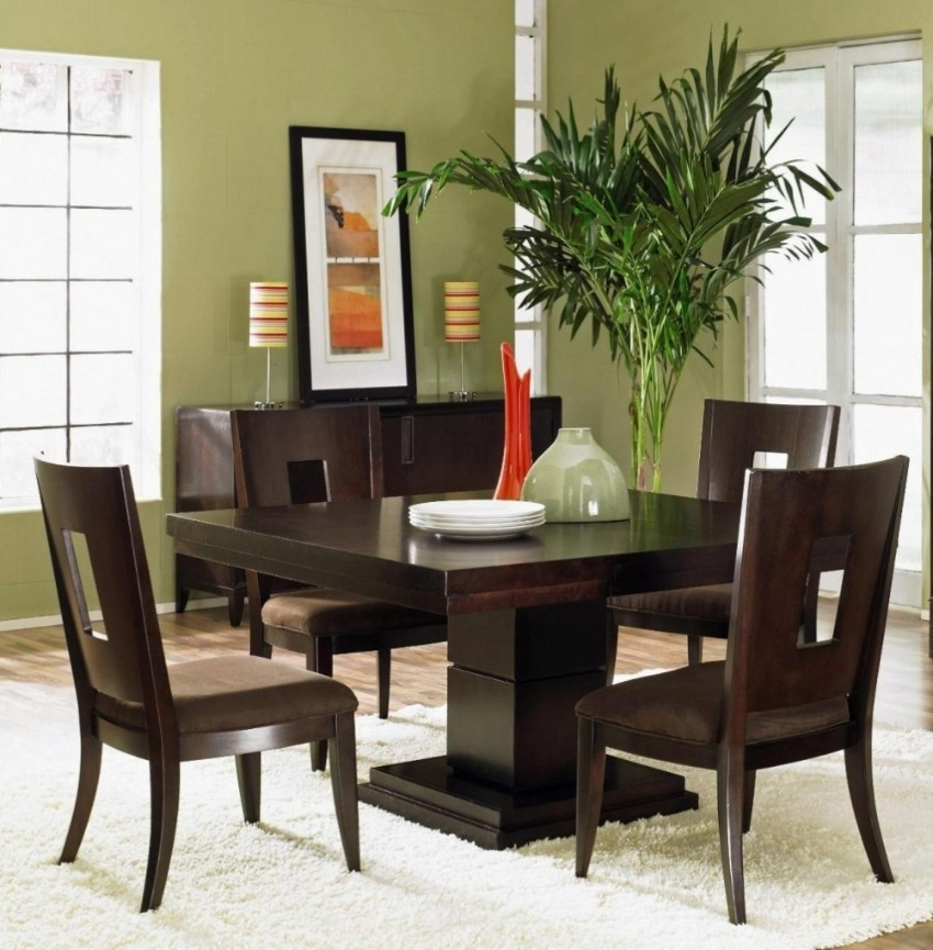 small dining room Make The Most of a Small Dining Room 12 Make the Most Of A Small Dining Room