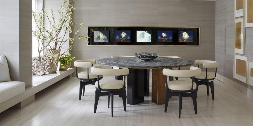 wall decor ideas 15 Wall Decor Ideas For An Impressive Dining Room 15 Wall Decor Ideas For An Impressive Dining Room 3