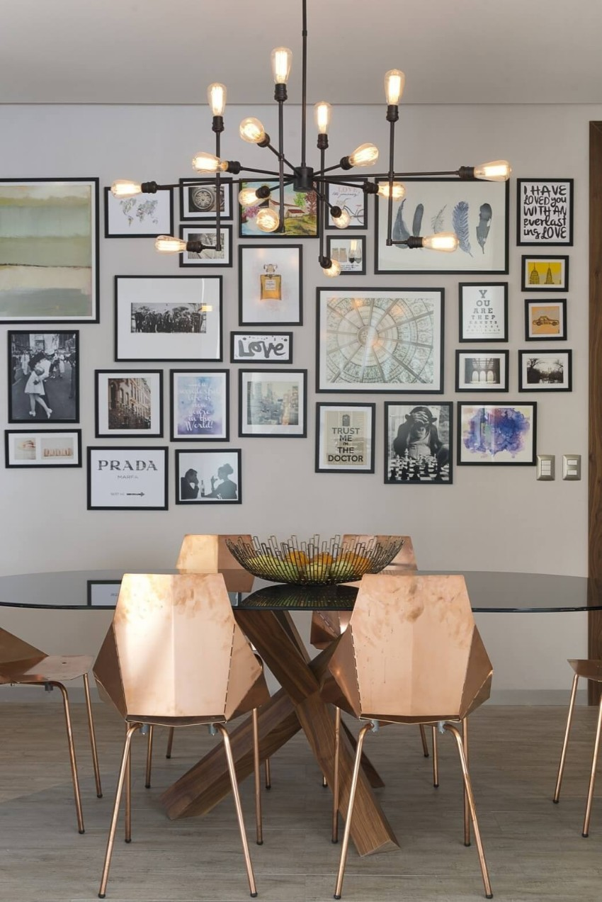 15 Wall Decor Ideas For An Impressive Dining Room