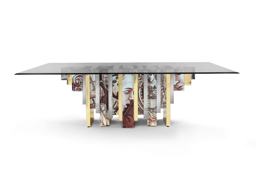 Add Sophistication to your Meals With These Glass Dining Tables
