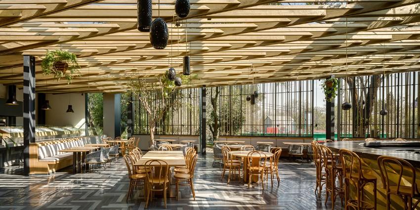 modern restaurant Piedra Sal: A Modern Restaurant in Mexico City 2 Piedra Sal A Restaurant in Mexico City