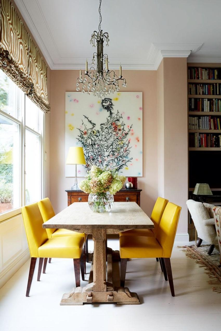 small dining room Make The Most of a Small Dining Room 4 Make The Most of a Small Dining Room