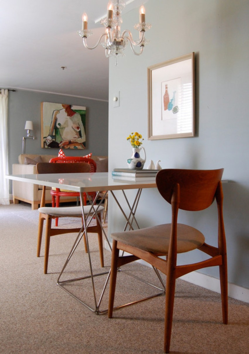 Make The Most of a Small Dining Room small dining room Make The Most of a Small Dining Room 5 Make The Most of a Small Dining Room
