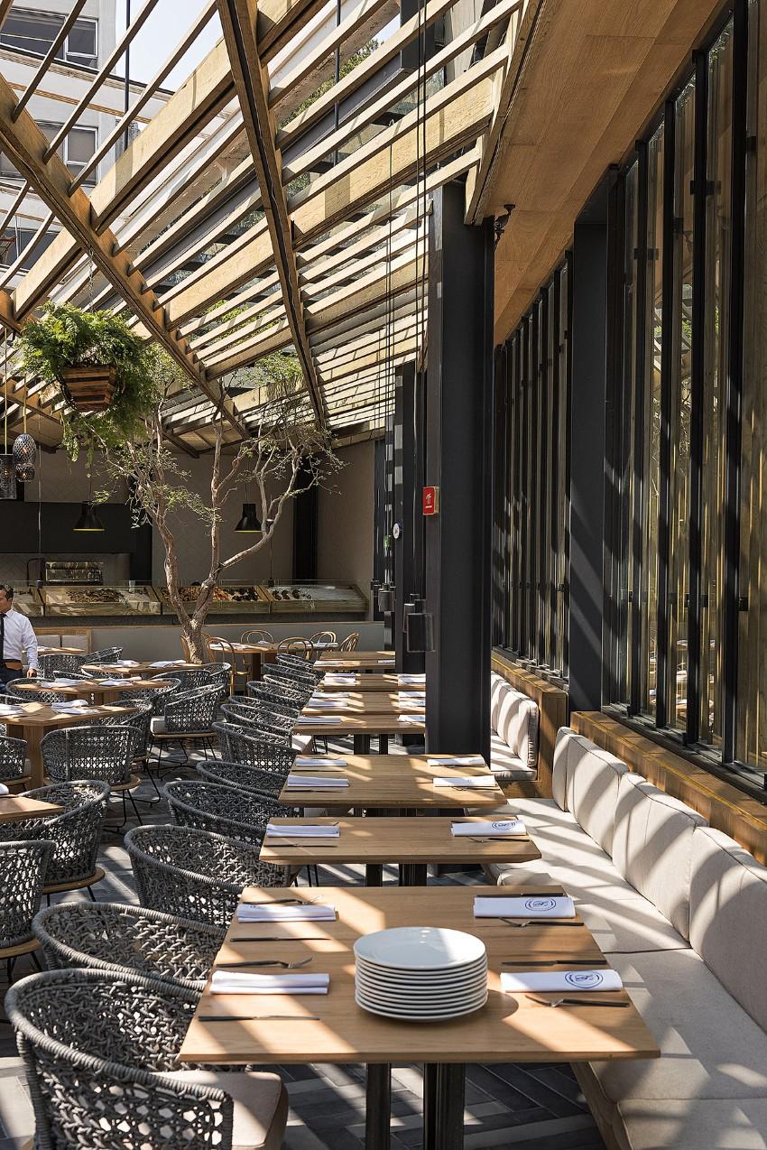 modern restaurant Piedra Sal: A Modern Restaurant in Mexico City 5 Piedra Sal A Restaurant in Mexico City