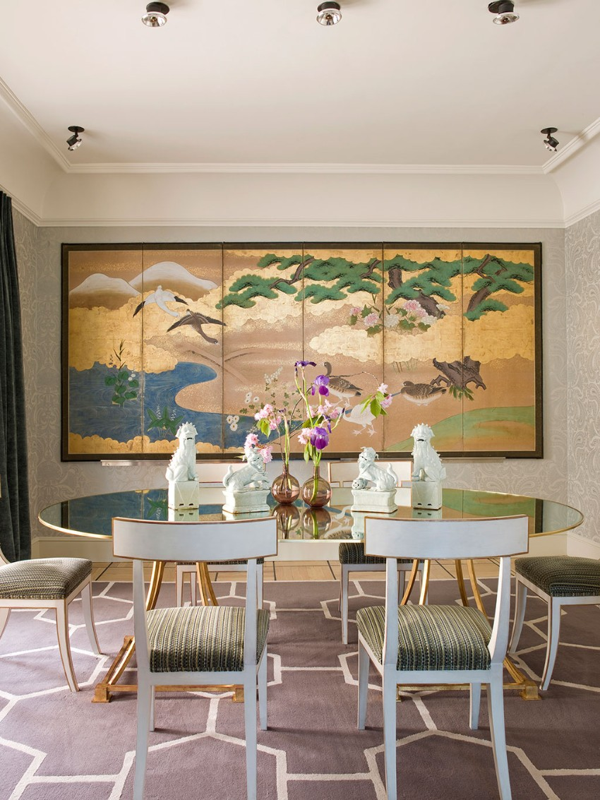 10 Rugs That Can Be the Heart of Your Dining Area dining area 10 Rugs That Can Be the Heart of Your Dining Area 6 10 Rugs That Can Be the Heart of Your Dining Area
