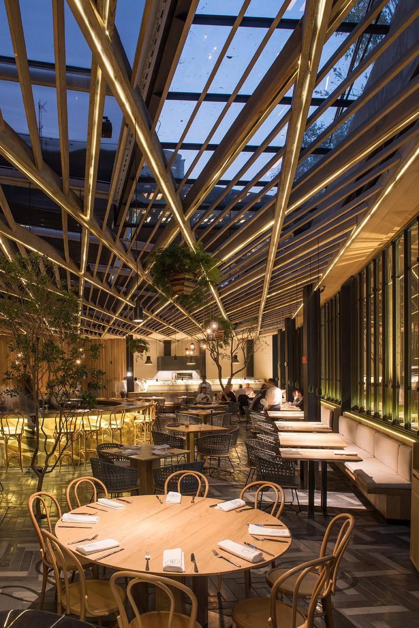 modern restaurant Piedra Sal: A Modern Restaurant in Mexico City 6 Piedra Sal A Restaurant in Mexico City