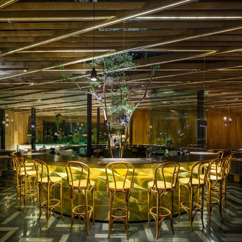modern restaurant Piedra Sal: A Modern Restaurant in Mexico City 7 Piedra Sal A Restaurant in Mexico City