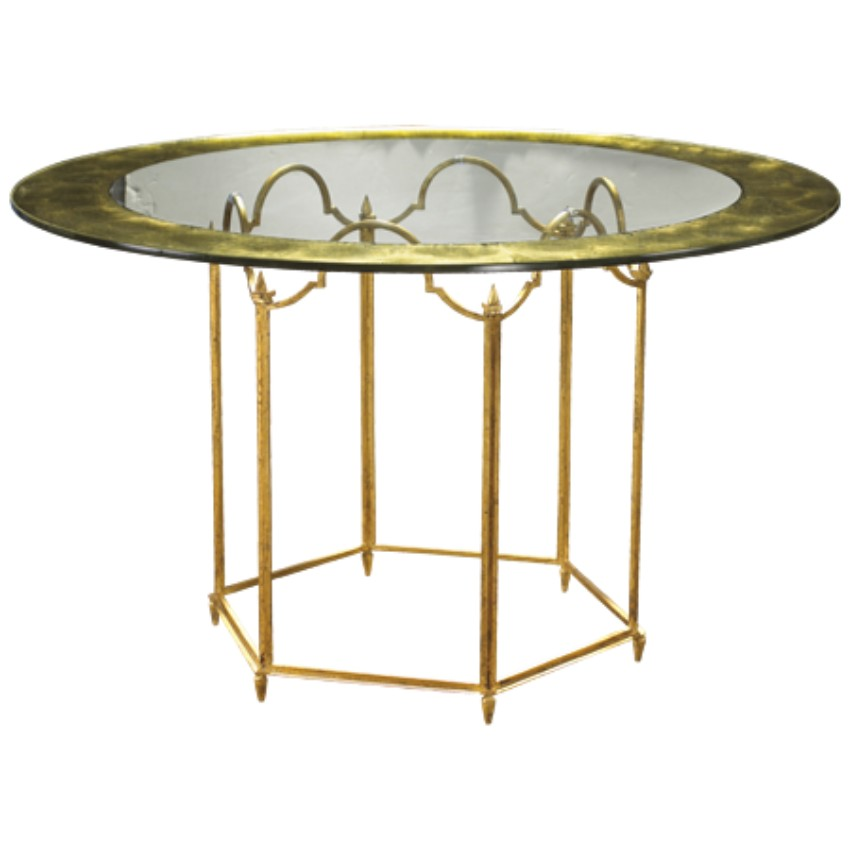 glass dining tables Add Sophistication to your Meals With These Glass Dining Tables 8 Add Sophistication to your Meals With These Glass Dining Tables