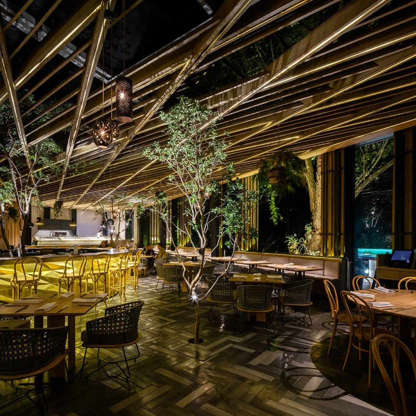modern restaurant Piedra Sal: A Modern Restaurant in Mexico City 8 Piedra Sal A Restaurant in Mexico City